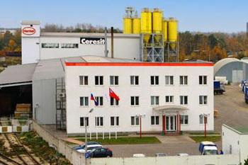 Производство компании Henkel в Коломне.