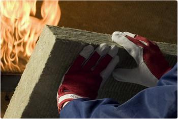 Огнеупорные минеральные плиты имеют максимальный предел огнестойкости.