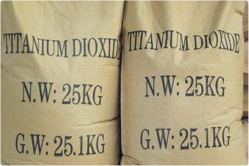 Для увеличения количества образованной коксовой пены используется диоксид титана.