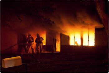 Основные причины возникновения пожаров в зданиях.