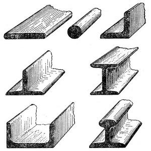 Тип металлического профиля — один из основных факторов при расчёте огнепрочноси конструкции.