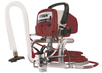 Окрасочная установка Titan Tool.