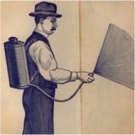 Оборудование для нанесения огнезащитной краски методом безвоздушного распыления.